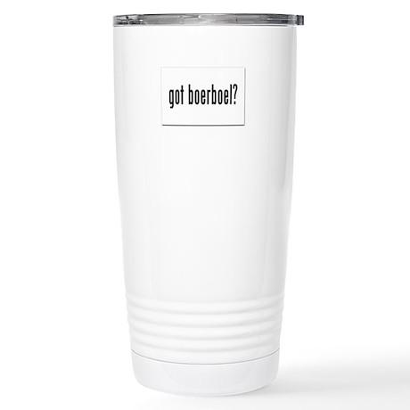 BBthing Travel Mug