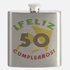 SpanishBirthday50 Flask