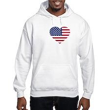 USA Love - dk Hoodie