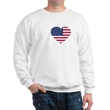 USA Love - dk Sweatshirt