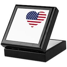 USA Love - dk Keepsake Box