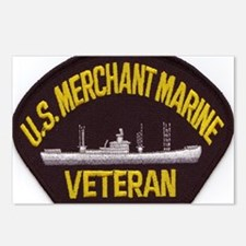 U S MERCHANT NARINE VET Postcards (Package of 8)