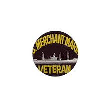 U S MERCHANT NARINE VET Mini Button
