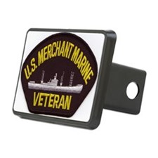 U S MERCHANT NARINE VET Hitch Cover