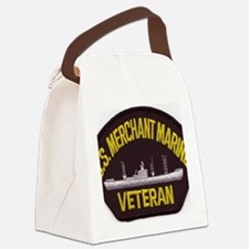 U S MERCHANT NARINE VET Canvas Lunch Bag