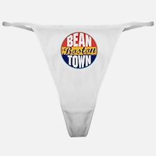Boston Vintage Label W Classic Thong