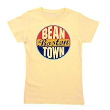 Boston Vintage Label W Girl's Tee