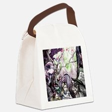 Alice in Wonderland 2 Canvas Lunch Bag