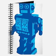 Robot Blue Journal
