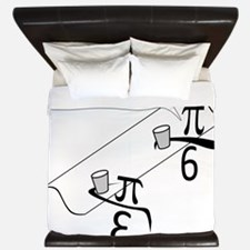 Whats Your Sine King Duvet