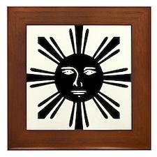 1stFlag Framed Tile