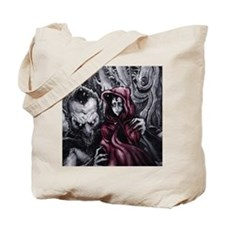 Little Red Riding Hood 2 Tote Bag
