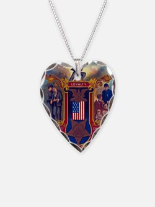 GAR.FCL Necklace Heart Charm