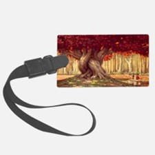 Heart of the World_Poster Luggage Tag