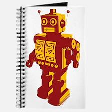 Robot Orange Journal