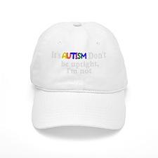 Humorous autism gift Baseball Baseball Cap