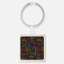 class_of_2012_01 Square Keychain