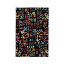 class_of_2012_01 Rectangle Magnet