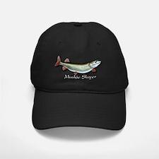 Muskie Slayer Baseball Hat