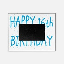 happy 16th birthday b Picture Frame
