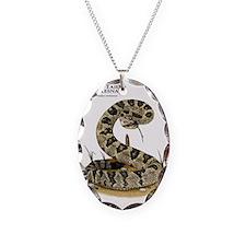 Black-Tailed Rattlesnake Necklace