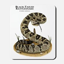 Black-Tailed Rattlesnake Mousepad