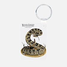 Black-Tailed Rattlesnake Keychains