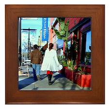 Japantown Framed Tile