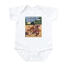 Jungle Town Infant Bodysuit