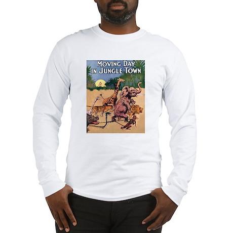 Jungle Town Long Sleeve T-Shirt