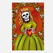 muerta_15x18v Postcards (Package of 8)