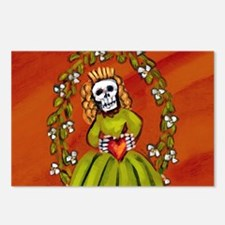 muerta_9-5x18h Postcards (Package of 8)