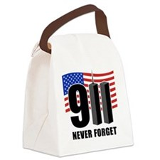911 Canvas Lunch Bag