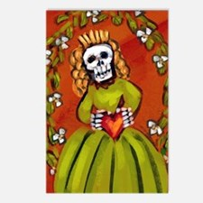 muerta_14-333x18v Postcards (Package of 8)