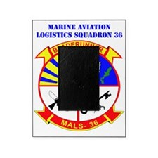 SSI -USMC- MALS 36 WITH TEXT Picture Frame