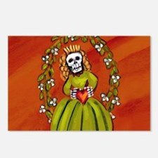 muerta_12-5x18h Postcards (Package of 8)