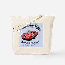 American-cars-BUT Tote Bag