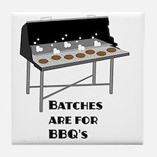 batches3 Tile Coaster
