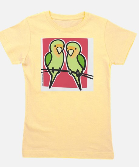 lovebirds Girl's Tee