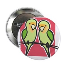 "lovebirds 2.25"" Button"