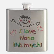 Nana This Much Flask