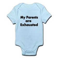 My Parents are Exhausted 3 Body Suit
