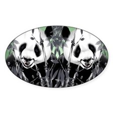 panda_flip_flops Decal