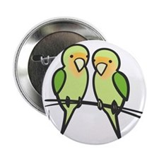 """lovebirds_only 2.25"""" Button"""