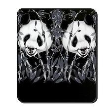 panda_flip_flops Mousepad