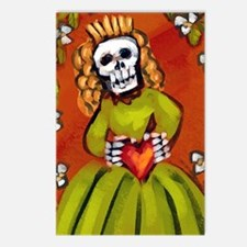 muerta_9-86x18v Postcards (Package of 8)