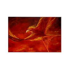 phoenix-mat Rectangle Magnet