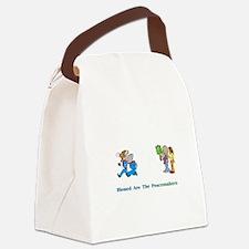 Peacemeakers2XXX Canvas Lunch Bag