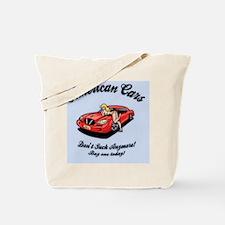 American-cars-TIL Tote Bag