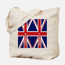 flip_flops_travel_london Tote Bag